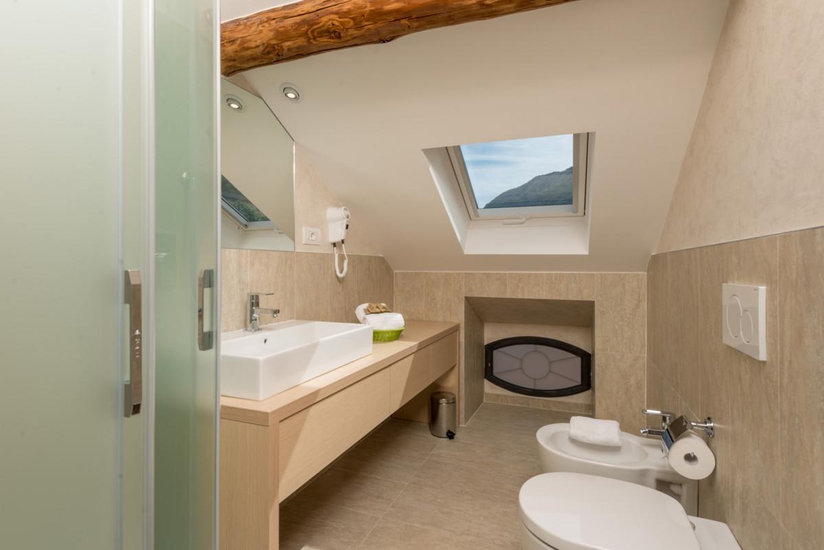 Le camere hotel helvetia for Piani di un appartamento con una camera da letto