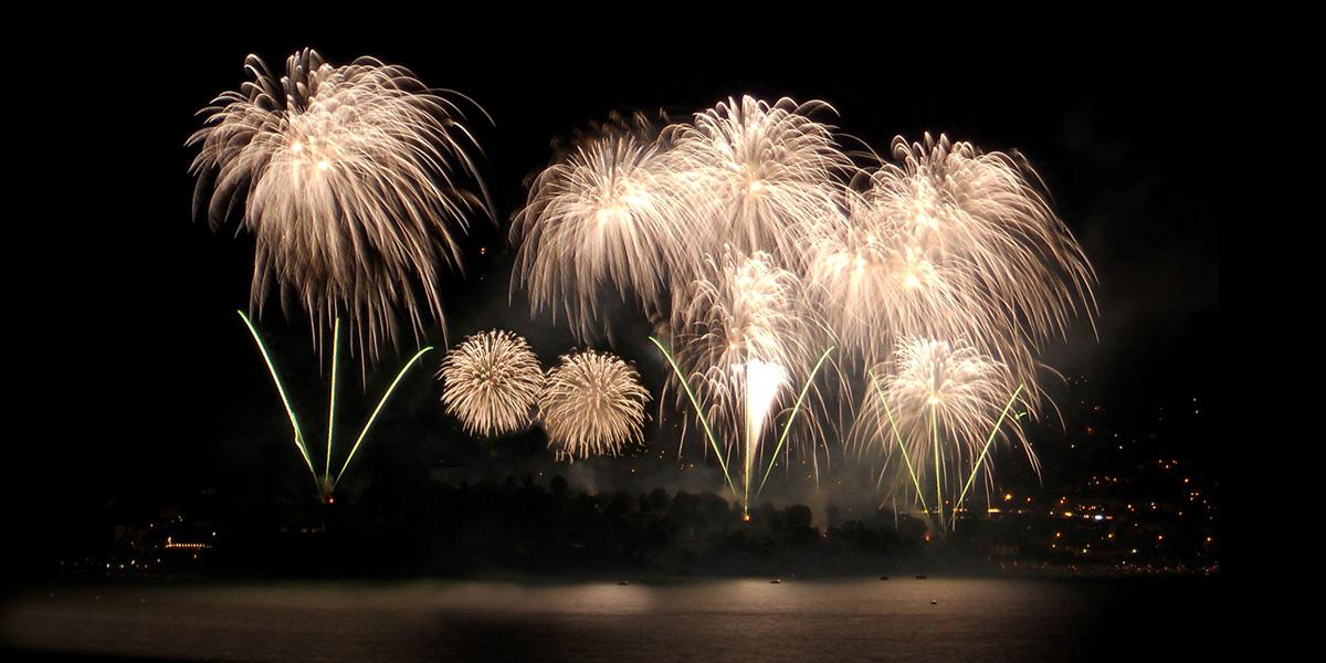 La festa San Giovanni si festeggia il 24 giugno sull'isola Comacina.