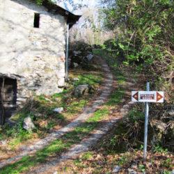 Il sentiero della Strada Regia - Strada Regia footpaths