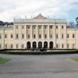 Villa Olmo in Como, the symbol of Como.
