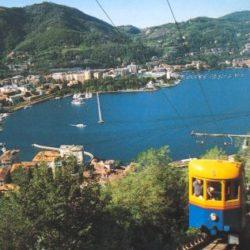Nel 1894 si inaugura la Funicolare Como-Brunate. Dal belvedere di Brunate si apre una vista mozzafiato sulla città di Como, castello Baradello, il lago, le montagne.